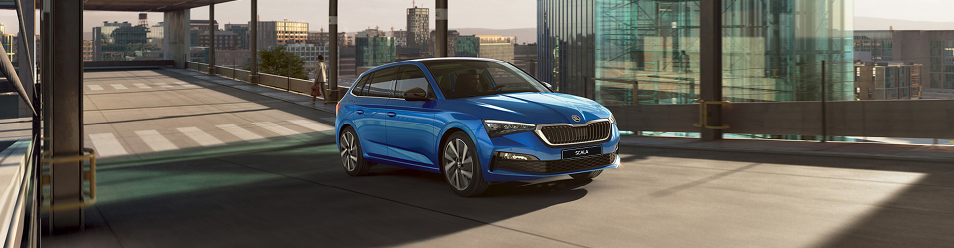 New ŠKODA SCALA